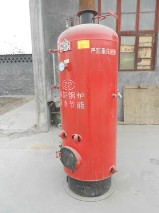 煙道機鍋爐