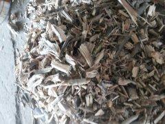 木材撕碎样品